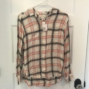NWT H&M Flannel